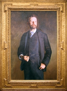 1890 John Singer Sargent painting of Henry Cabot Lodge (cc photo by cliff1066)